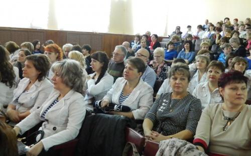 Урицкий профсоюз - активные болельщики на всех конкурсах