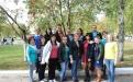 Ю.В. Кузина на областном форуме молодежи